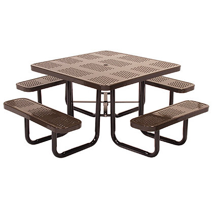 "copy of 46"" Square Metal Table"