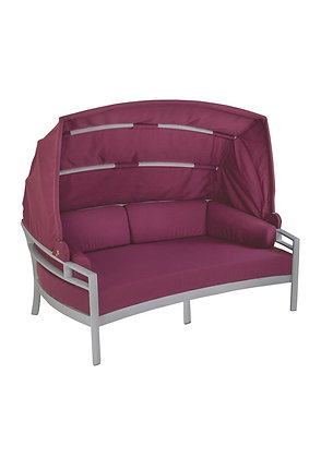 KOR Cushion Lounger with Shade
