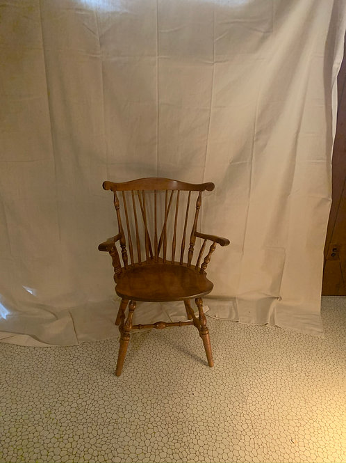 Maple Captain's Chair