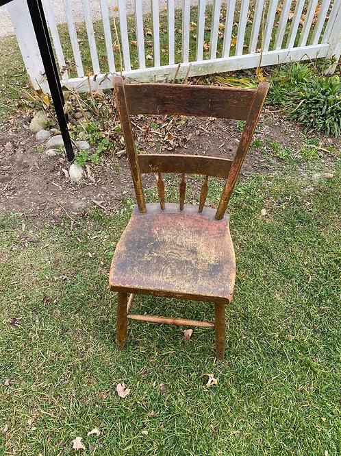 Primitive Antique Chair