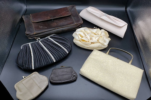 Assorted Purse Collection