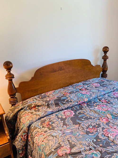 Full size Ethan Allen Bed