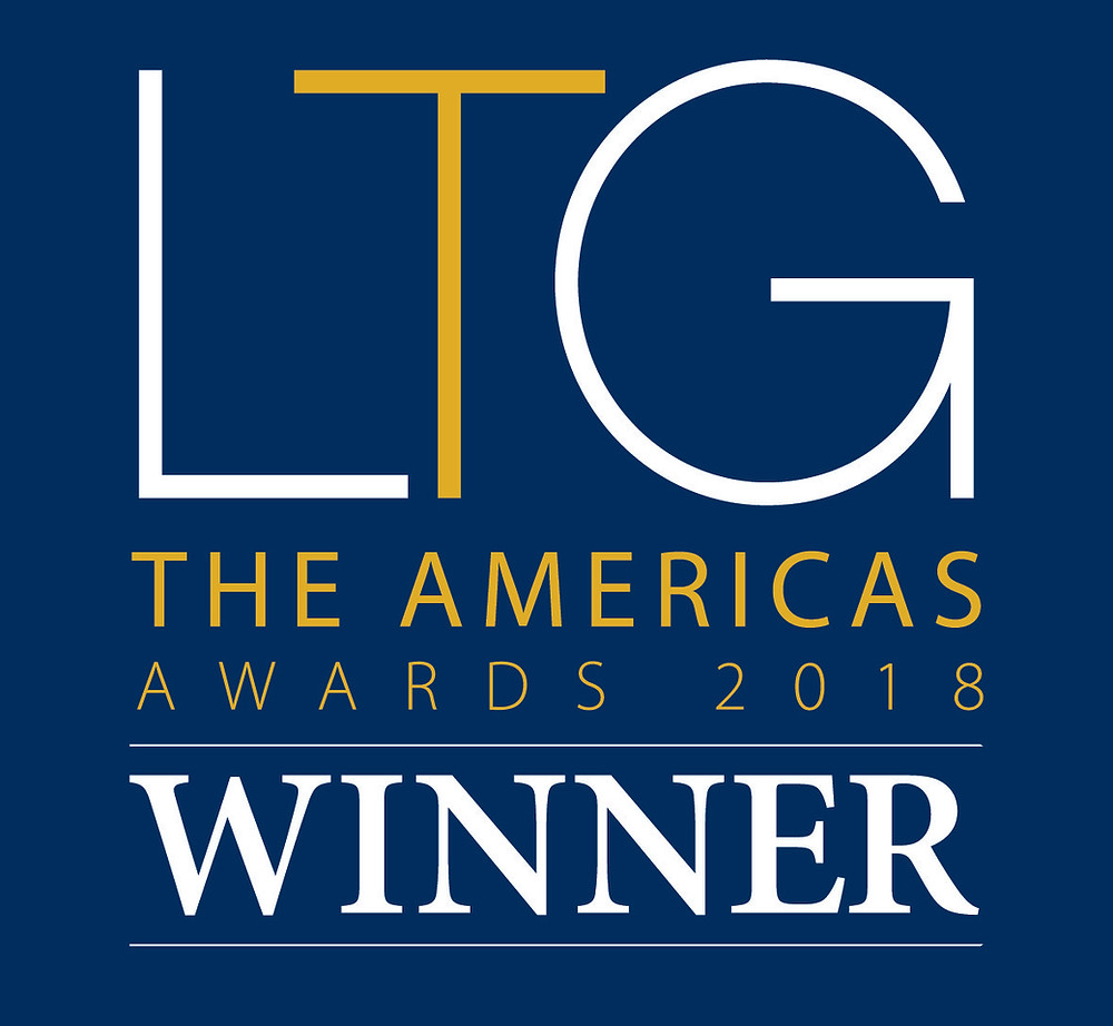 America awards 2018 logo