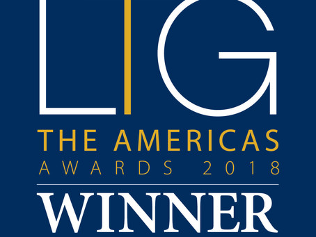 Second year in a row!  Thank you to Luxury Travel Awards.