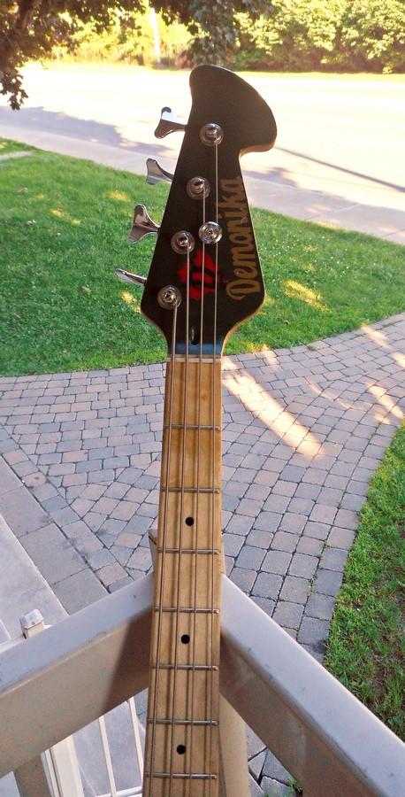Jaegermeister Bass
