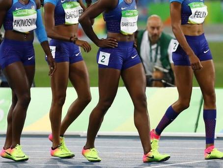 Olympic Women's Track Gear
