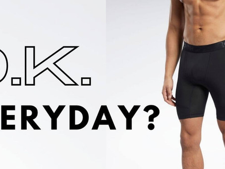 Can I Wear Compression Shorts Every Day?