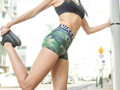Nike Pro Compression Shorts: Product Guide