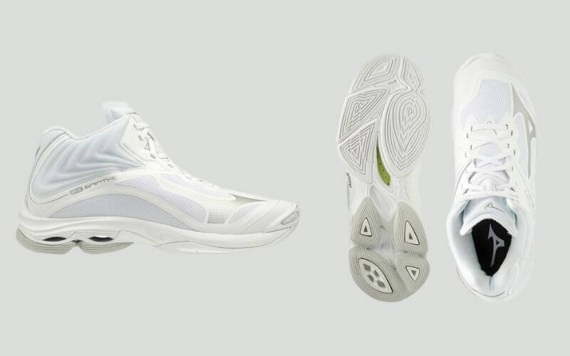 Mizuno Wave Lightning Z6 Volleyball Shoes