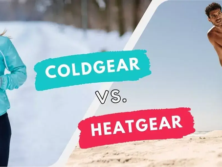 What's the Difference Between Warm and Cold Weather Compression?