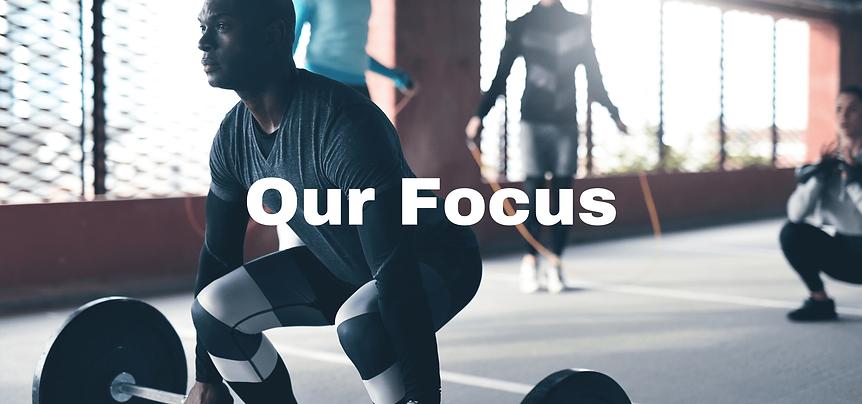Compression Athlete Focus