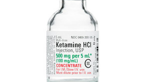 Ketamine / Marijuana