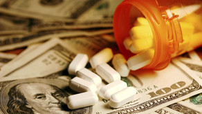 $22,000,000,000 SSRI's (yes, billion) $0.00 Ketamine