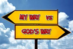 My Way vs God's Way 09/08/19