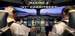 Making A V1 Commitment