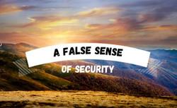 A False Sense of Security