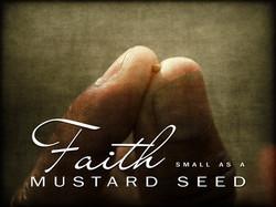Mustard Seed Faith 1-31-16