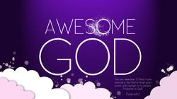 Awesom God 6-12-16
