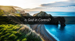 Is God in Control?
