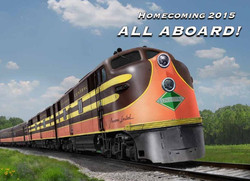 All Aboard! Homecoming 2015