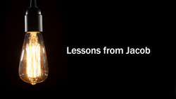 Lessons from Jacob Cover