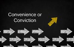 Convenience or Conviction
