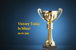 Victory Today is Mine!