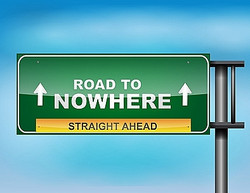 Mediocrity, The Road To Nowhere