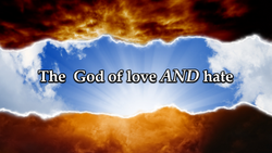 The God of Love and Hate