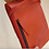 Thumbnail: Leather crossbody bag - Shoulder bag with a zipper pocket at the back