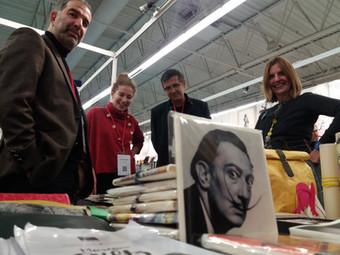 During Museum Connections fair in Paris