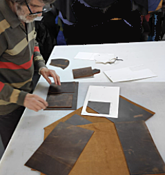 Bag making process