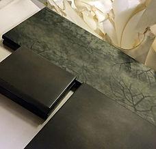 Parchment panels