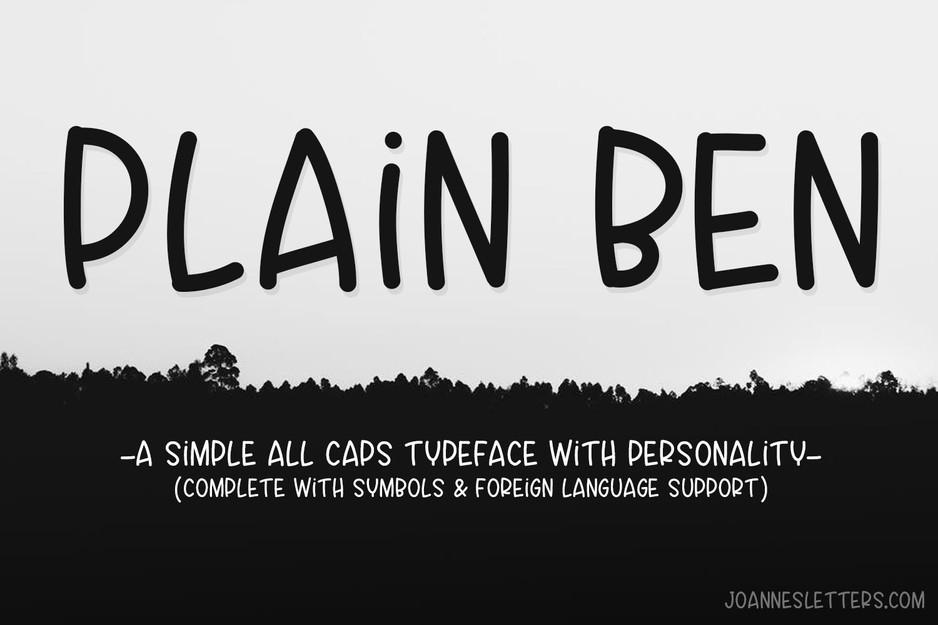 Plain Ben