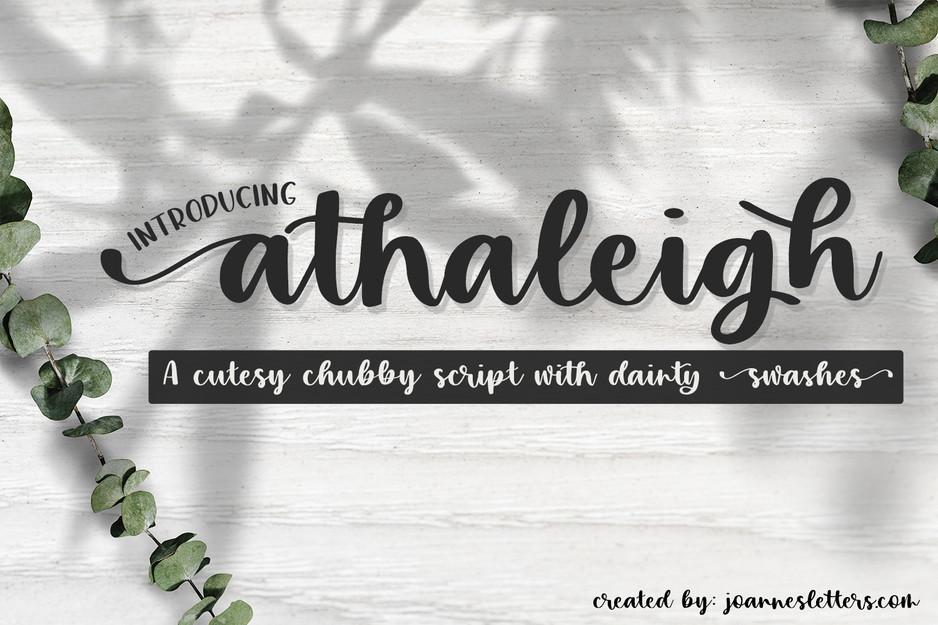 Athaleigh