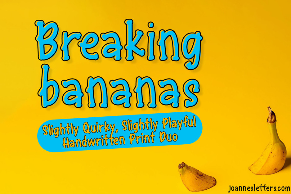 Breaking Bananas