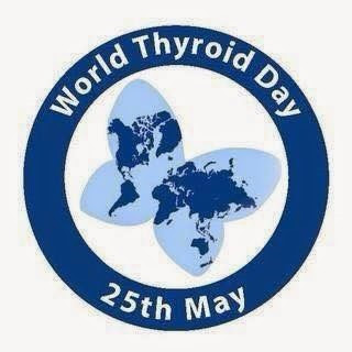world thyroid day 25th may