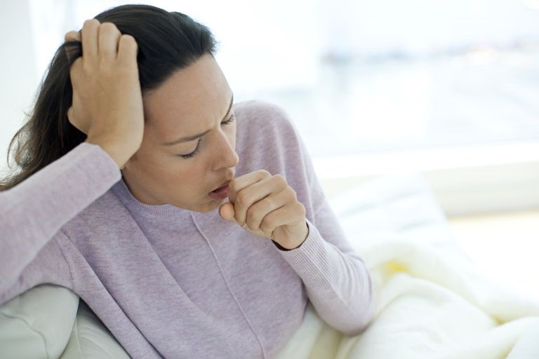 Symptoms of COPD frequent chronic coughing