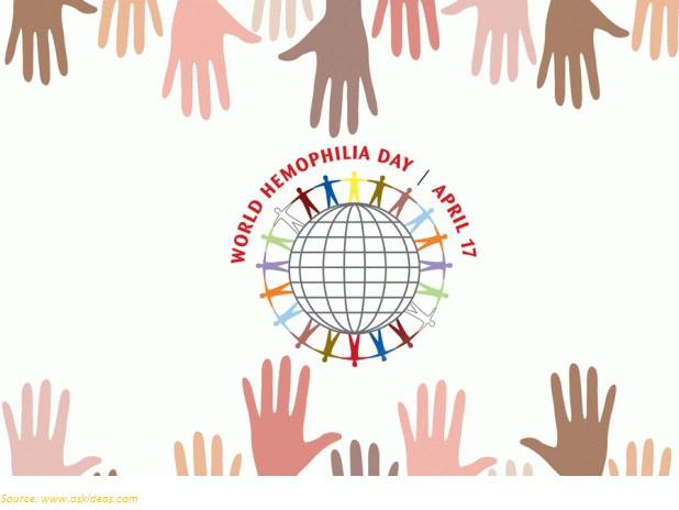 world hemophilia day april 17