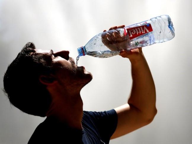 extreme thirst