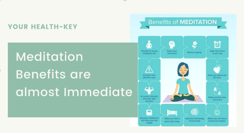 Benefits of meditation why meditation is important