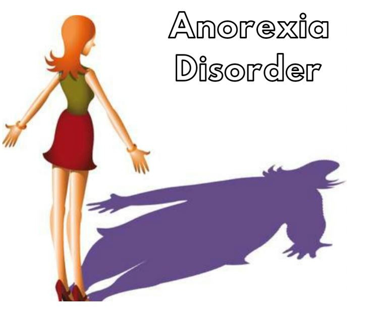 Eating Disorder Types Effect Treatment anorexia disorder