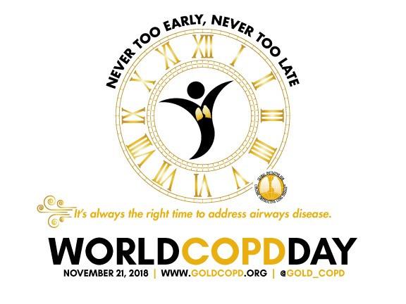 World COPD Day 21st November