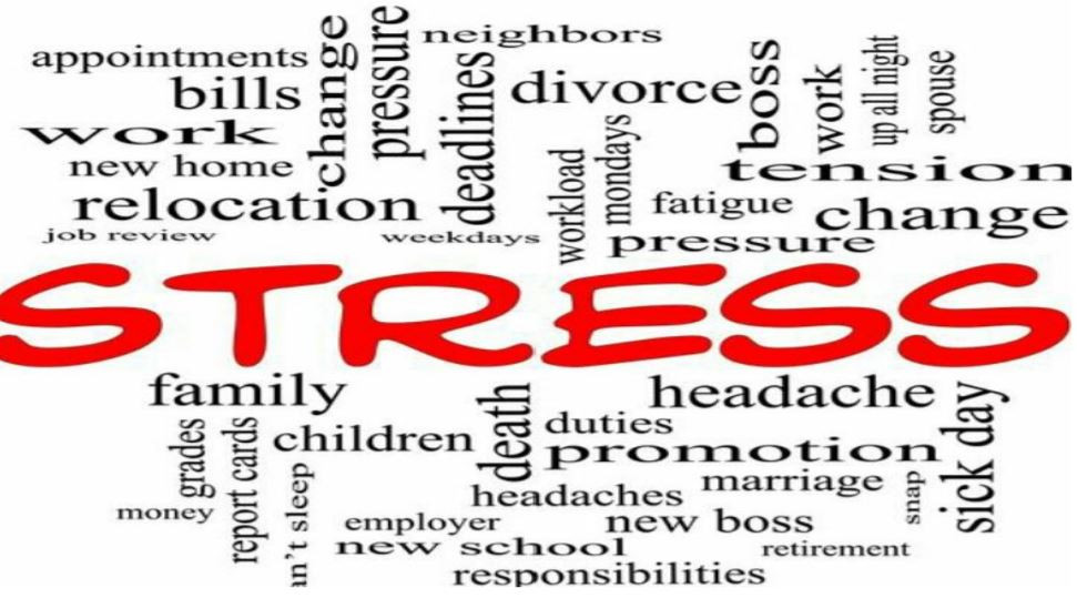 Stress factors treatment cause types reasons