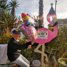 Janet - 90 yr birthday flamingo.jpg