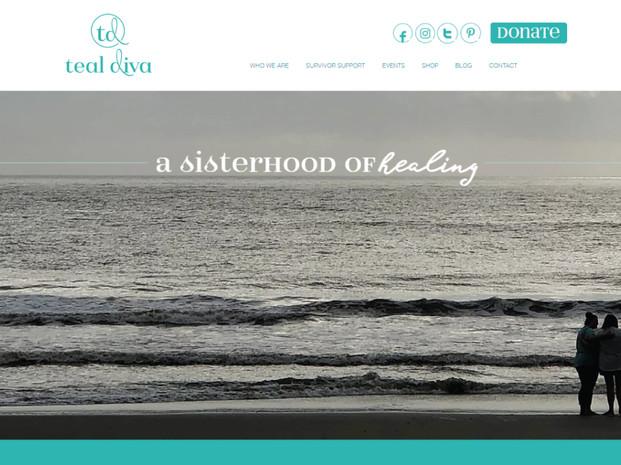 Teal-Diva-NC-Website-Cancer-Non-profit2.