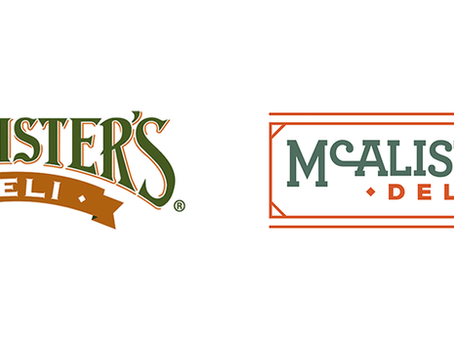 McAlister's Re-brand Slow Launch