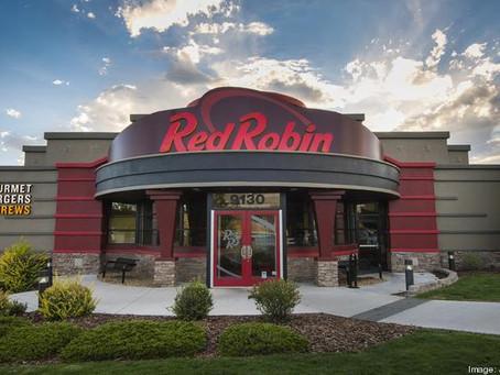 Red Robin, mmmmmm