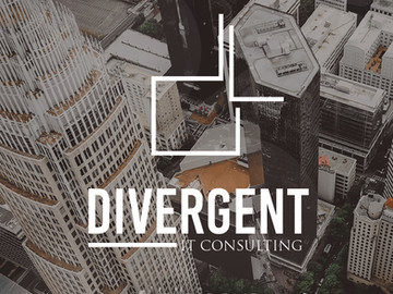 divergent-IT-consulting-logo-designed-by