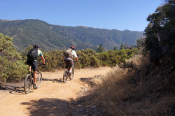 Biking trails near Hidden Val